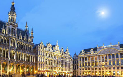 Hotel last minute low cost Bruxelles Grande Plance